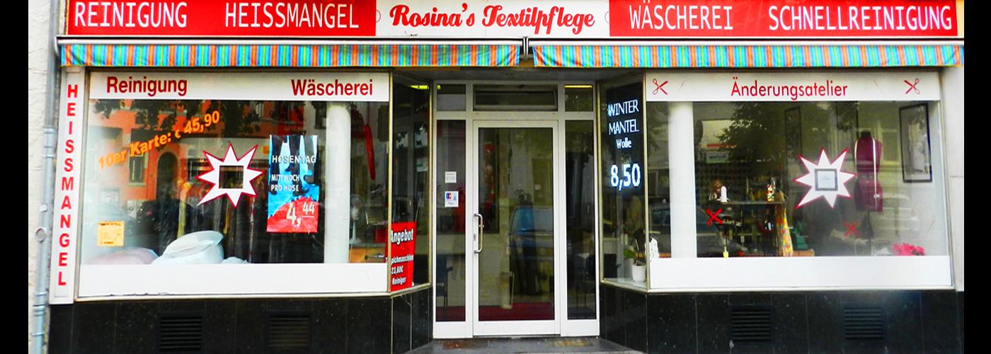 In Rosina's Textilpflege List HannoverIhre Wäscherei Der RAj54L3q